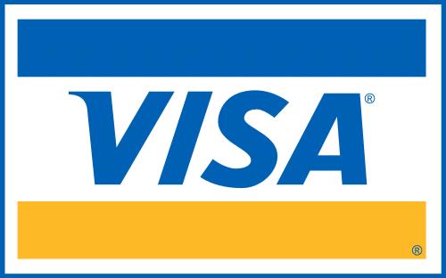 Moyen de paiement : visa