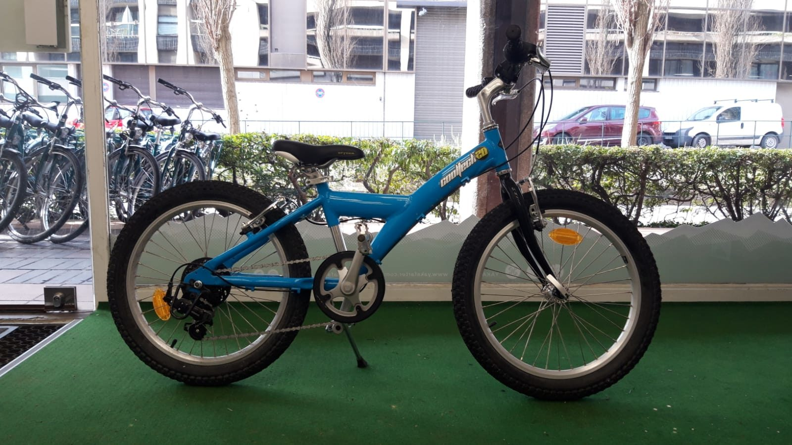 Le vélo pour les enfants en location chez YAKApédaler